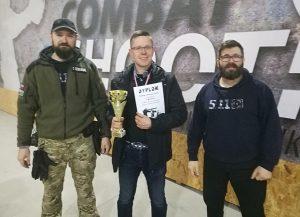 marcowe zawody combat shooting